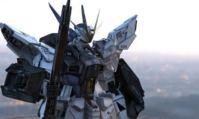 Préparation de Gundam, le film en live-action