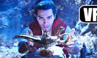le live-action Aladdin devoile ses bandes annonces