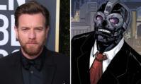 Ewan McGregor donnera vie au méchant Black Mask dans le spin-off de Harley Quinn.