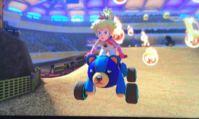Télécharger ce grand jeu de course avec un peu d'air à Mario Kart