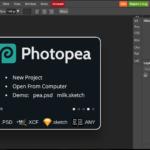 Photopea : Le Photoshop en ligne gratuit