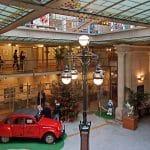 Bruxelles, la modernité au service de la culture populaire