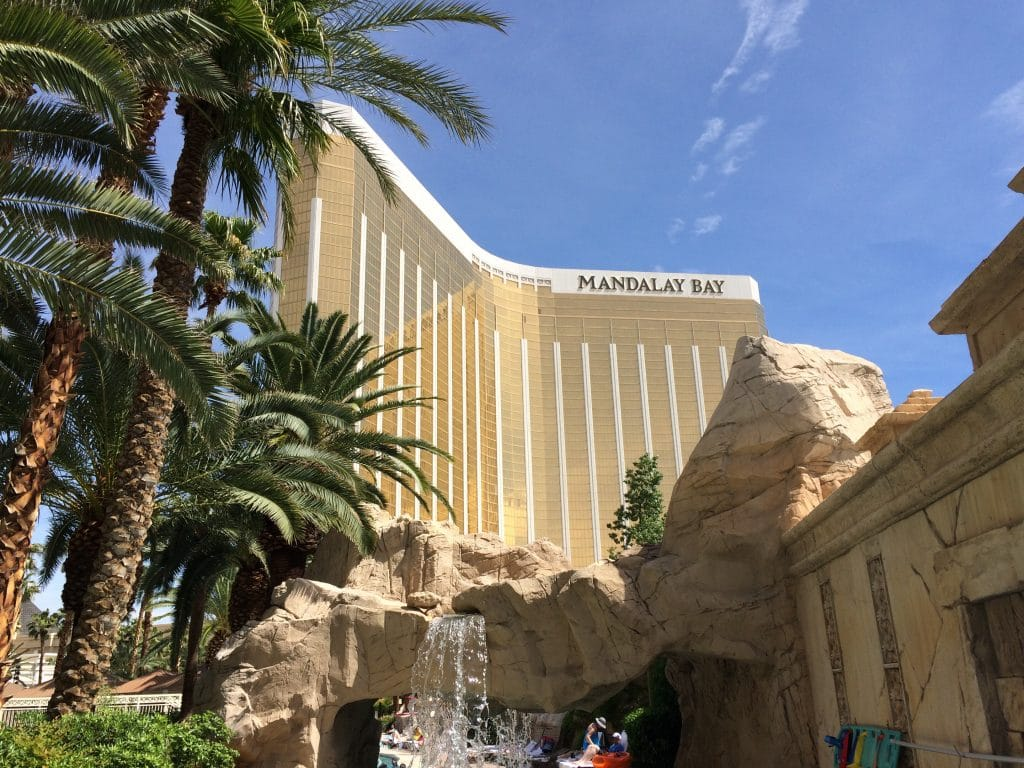 Synopsis de la série Las Vegas