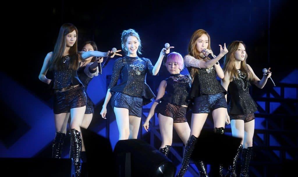 Quel est le meilleur groupe de K-pop actuel ?
