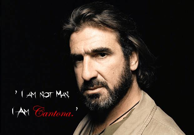 Qui est Éric Cantona ?
