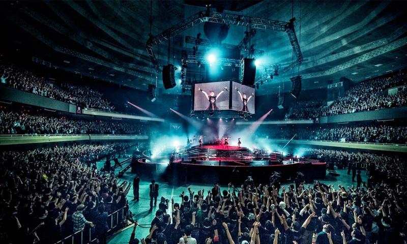 Raz-de-marée de musiques pop japonaises et coréennes