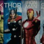 Chaussettes Stance X Marvel, le cadeau indispensable pour les Geeks